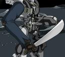 Level 009 Mecha Arms