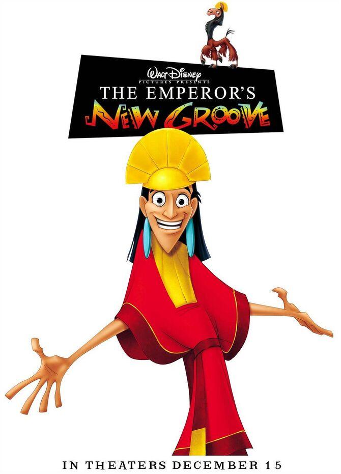 emperador y sus locuras 2:
