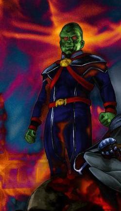 image martian manhunter cmallville comicsjpg