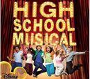 High School Musical albums