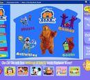 Official Disney websites