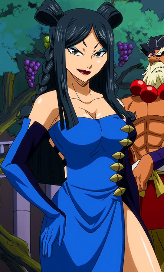 Minerva Orlando Fairy Tail Wiki The Site For Hiro