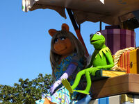 Voluntears Cavalcade puppets