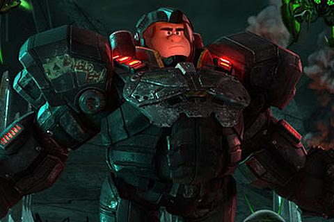 Wreck It Ralph Hero's Duty