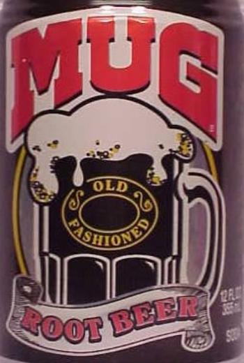 Mug Root Beer Logo
