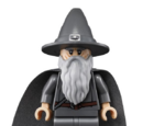 The Hobbit: An Unexpected Journey minifigures