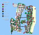 Objetos ocultos de Grand Theft Auto: Vice City
