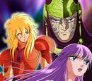 Os Cavaleiros do Zodíaco: A Grande Batalha dos Deuses