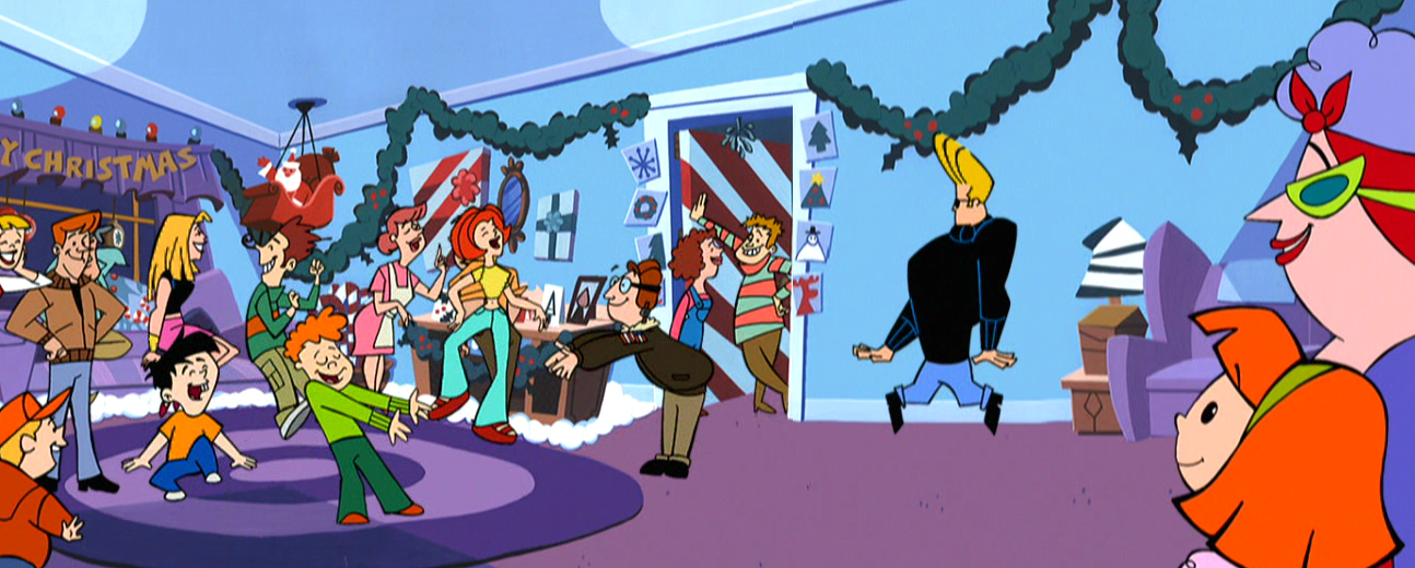 Johnny Bravo House Pictures to Pin on Pinterest - PinsDaddy
