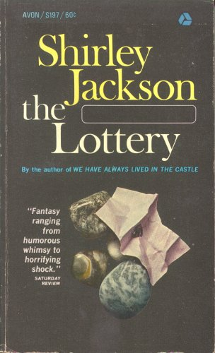 "essay lottery shirley jackson Overall shirley jackson discusses the movement of the setting, the unusual foreshadowing, and the outermost symbolism in ""the lottery"" to."