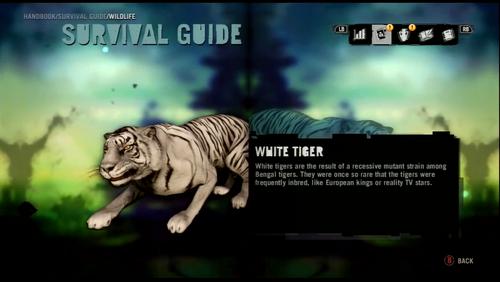 White Tiger Far Cry 4 White Tiger Far Cry Wiki