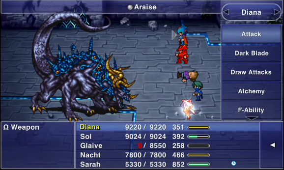 White magic the final fantasy wiki 10 years of having more final