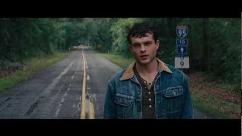 "Beautiful Creatures - ""Lena Rains on Ethan""-0"