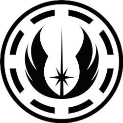 image symbole du second ordre wiki star wars la guerre des machines. Black Bedroom Furniture Sets. Home Design Ideas