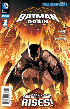 [DC Comics] Batman: discusión general 300px-Batman_and_Robin_Annual_Vol_2_1