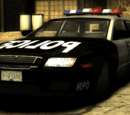 Police Vehicles in Need for Speed: Most Wanted