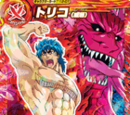 Toriko Data Carddass/T12