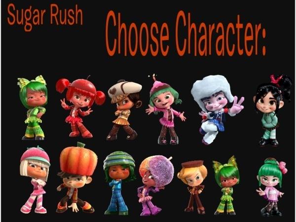 sugar rush real game