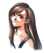 Tifa Portrait