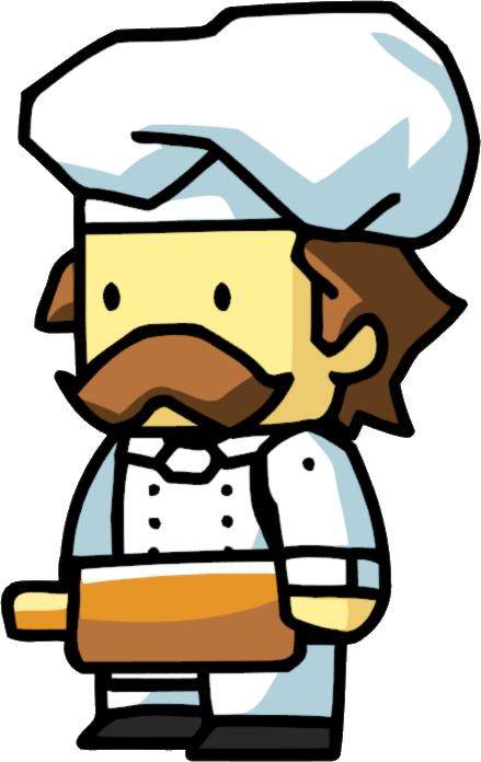 Image baker png scribblenauts wiki