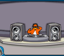 DJ Penguin