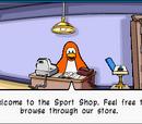 Sport Shop Assistant