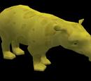 Yellow Tapir