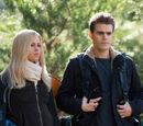 Stefan y Rebekah