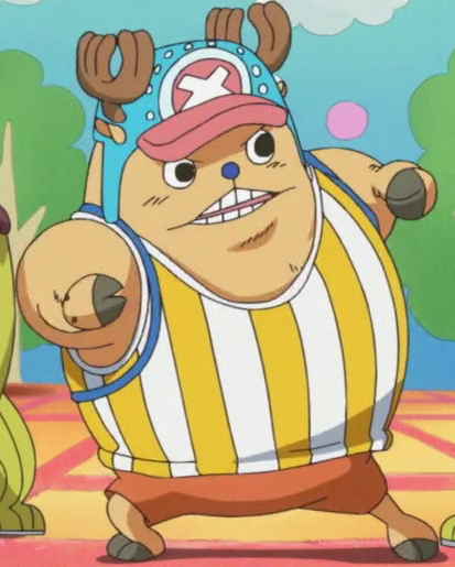 Image - Chopper Uses Kung-Fu Point.png - The One Piece ...