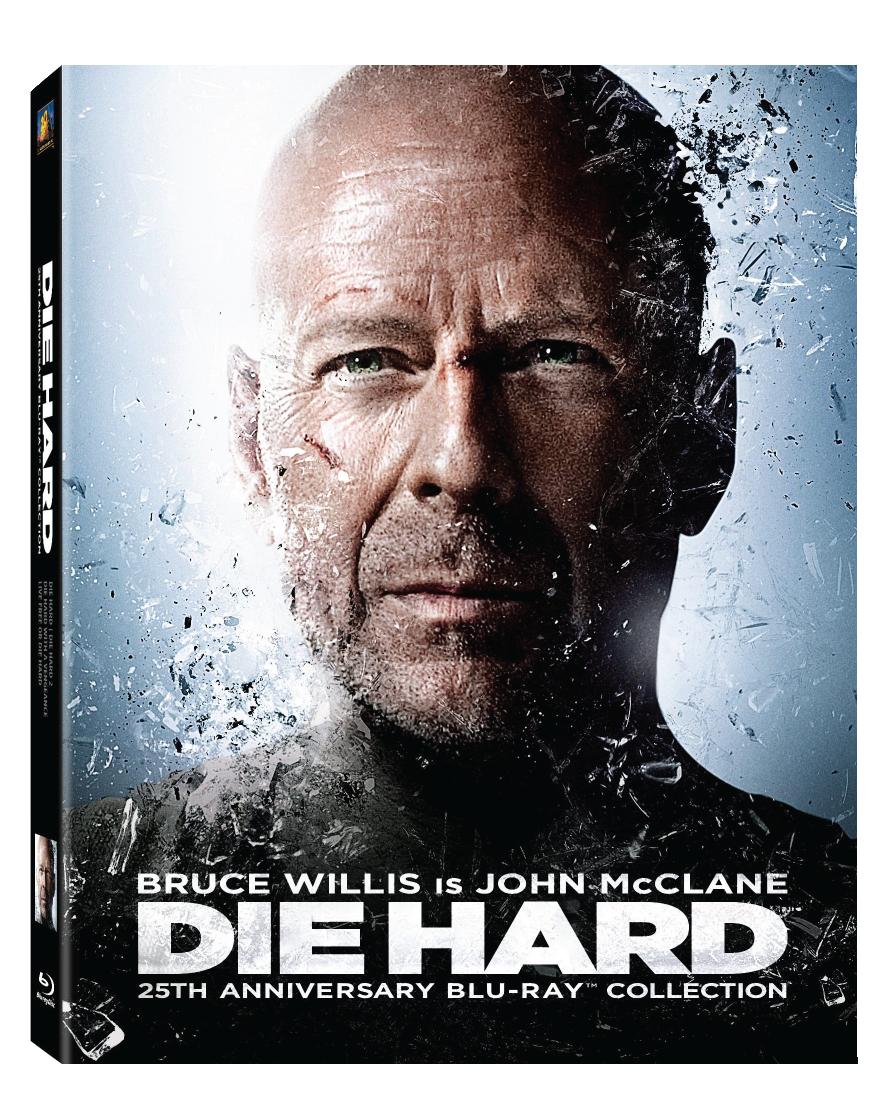 Die Hard 25th Anniversary Bluray Collection  Die Hard Wiki