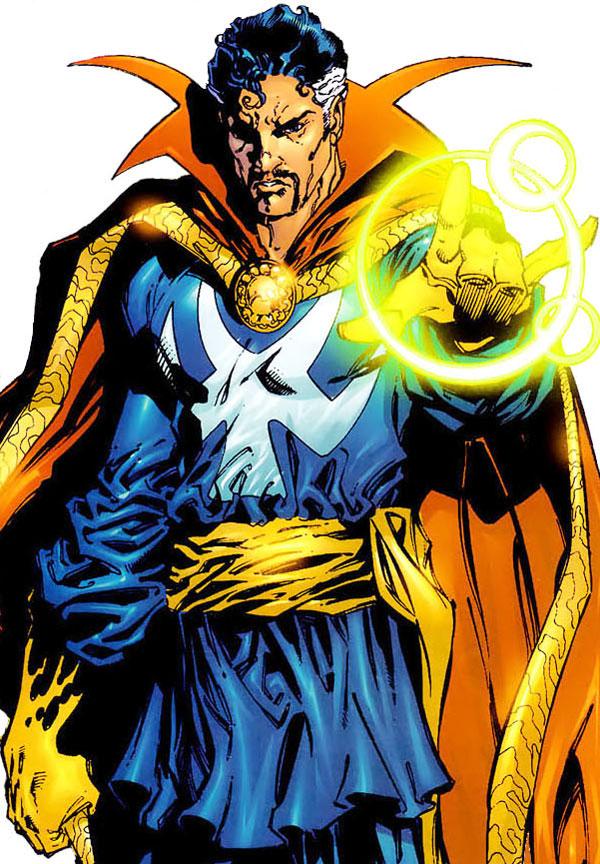 Dr Strange Sorcerer Supreme Hero Datafile Marvel