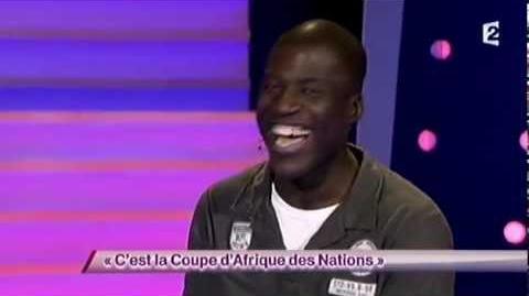 C'est la Coupe d'Afrique des Nations