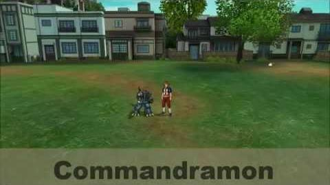 Commandramon