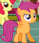 Sweetie Belle Apple Bloom Scootaloo smile 2 crop S1E12