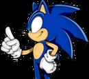 Sonic Mobius (3DS and PSVita version)