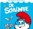 Die Schlumpfe: Die Komplette Erste Staffel (German DVD release)