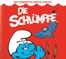 Die Schlumpfe: Die Komplette Dritte Staffel (German DVD release)