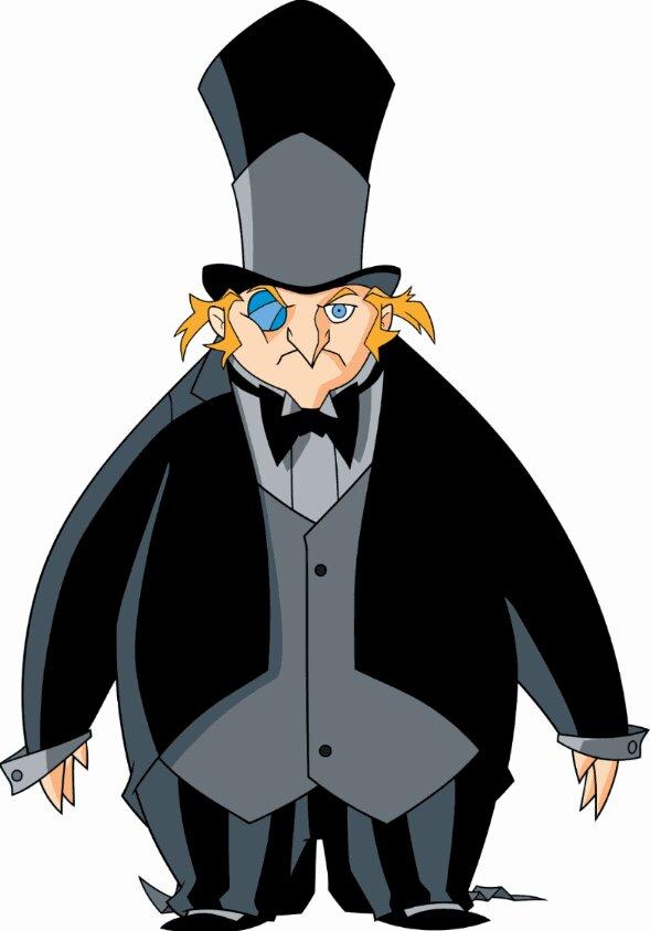 Batman Penguin