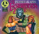 Planet of the Apes: The Forbidden Zone Vol 1