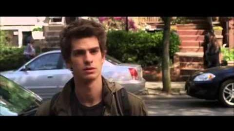 The Amazing Spider-Man - All Deleted Scenes HQ part 1 2