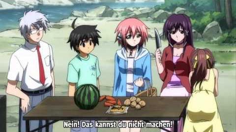Sora no Otoshimono Folge 3 13 German Sub HD
