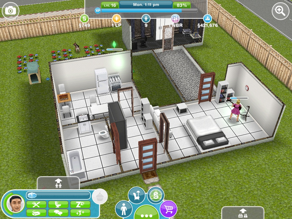 Houses The Sims Freeplay Wiki
