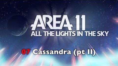 Area 11 - Cassandra (pt II)