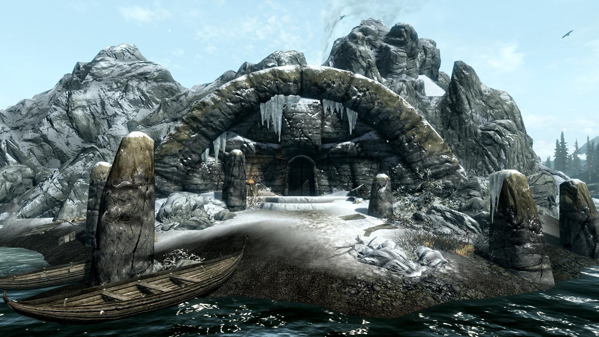 Gyldenhul Barrow Dragonborn The Elder Scrolls Wiki