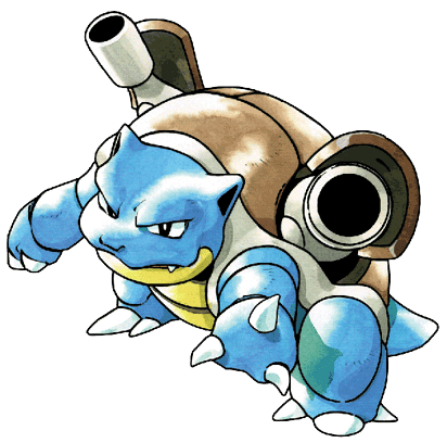 Pok mon blue artwork - Pokemon tortank mega evolution ...