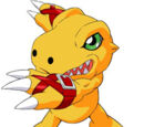 Agumon (Savers)
