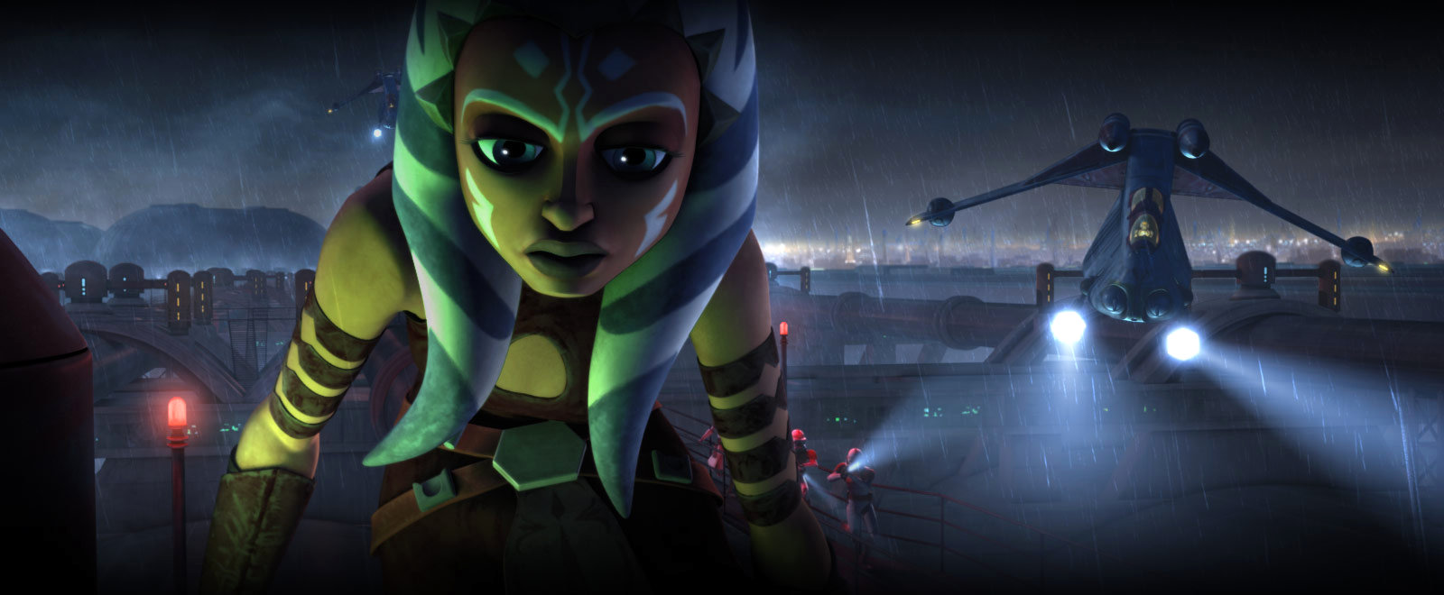 Star wars the clone wars ahsoka x  nackt thumbs