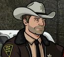 Sheriff E.Z. Ponder