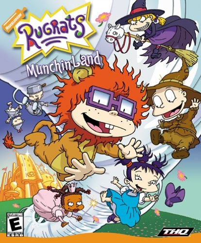 rugrats munchinland oz wiki the wonderful wizard of oz
