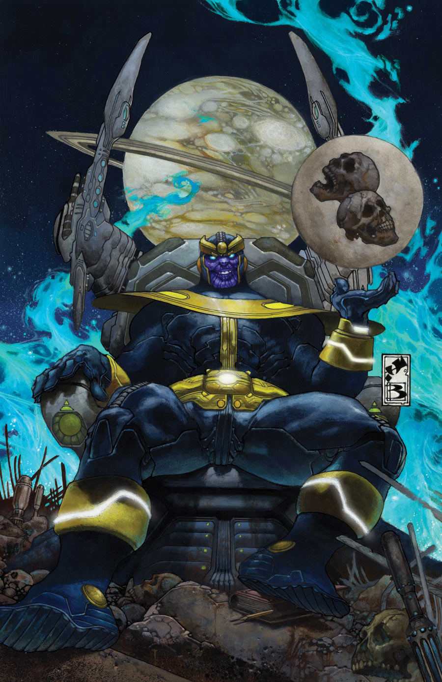 Thanos - Marvel Database - Wikia